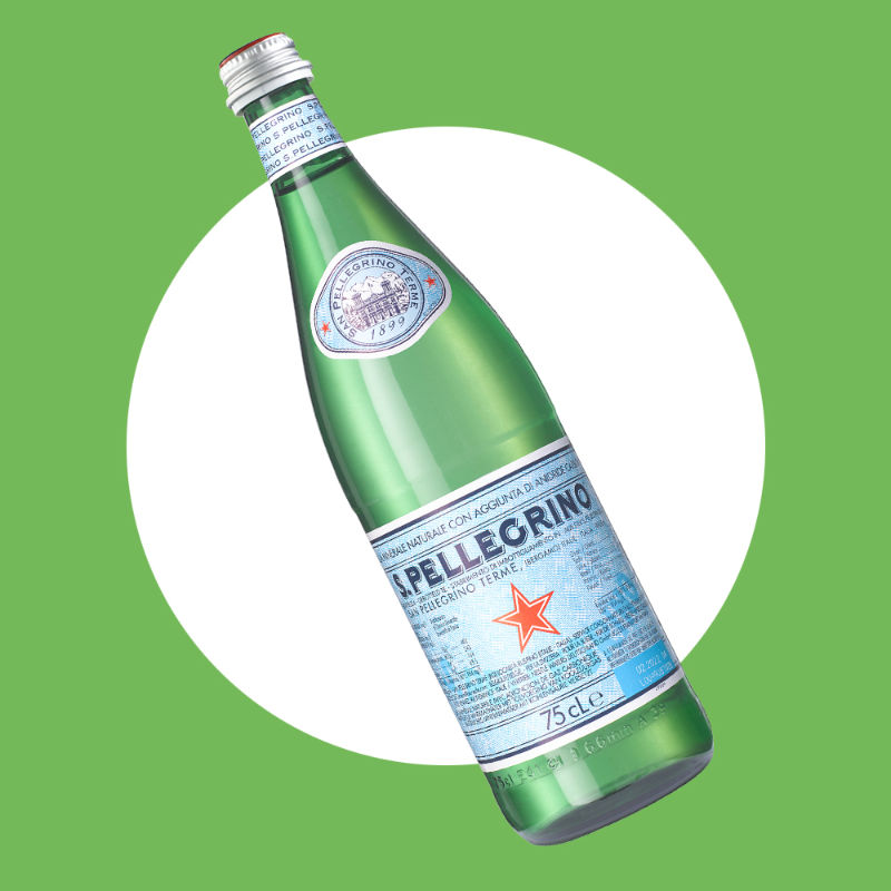 Pellegrino Label